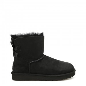 Škornji Pentlja črni