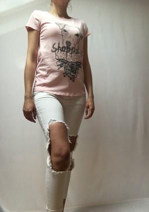 Majica Peso roza