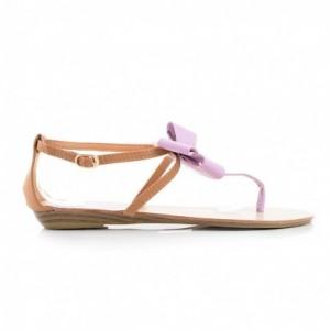Sandali Star vijolični