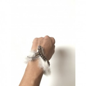 Zapestnica Mimi bela