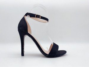 Sandali Chic črni