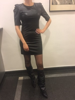 Obleka Night