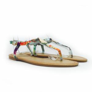 Sandali Brina rožice