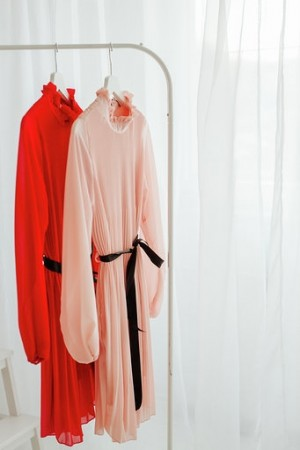 Obleka Style rdeča