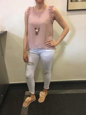Majica Ital roza